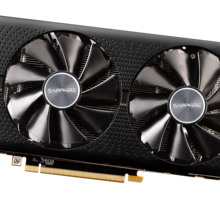 USED,Sapphire RX570 4G graphics cards 7000MHz GDDR5 256bits