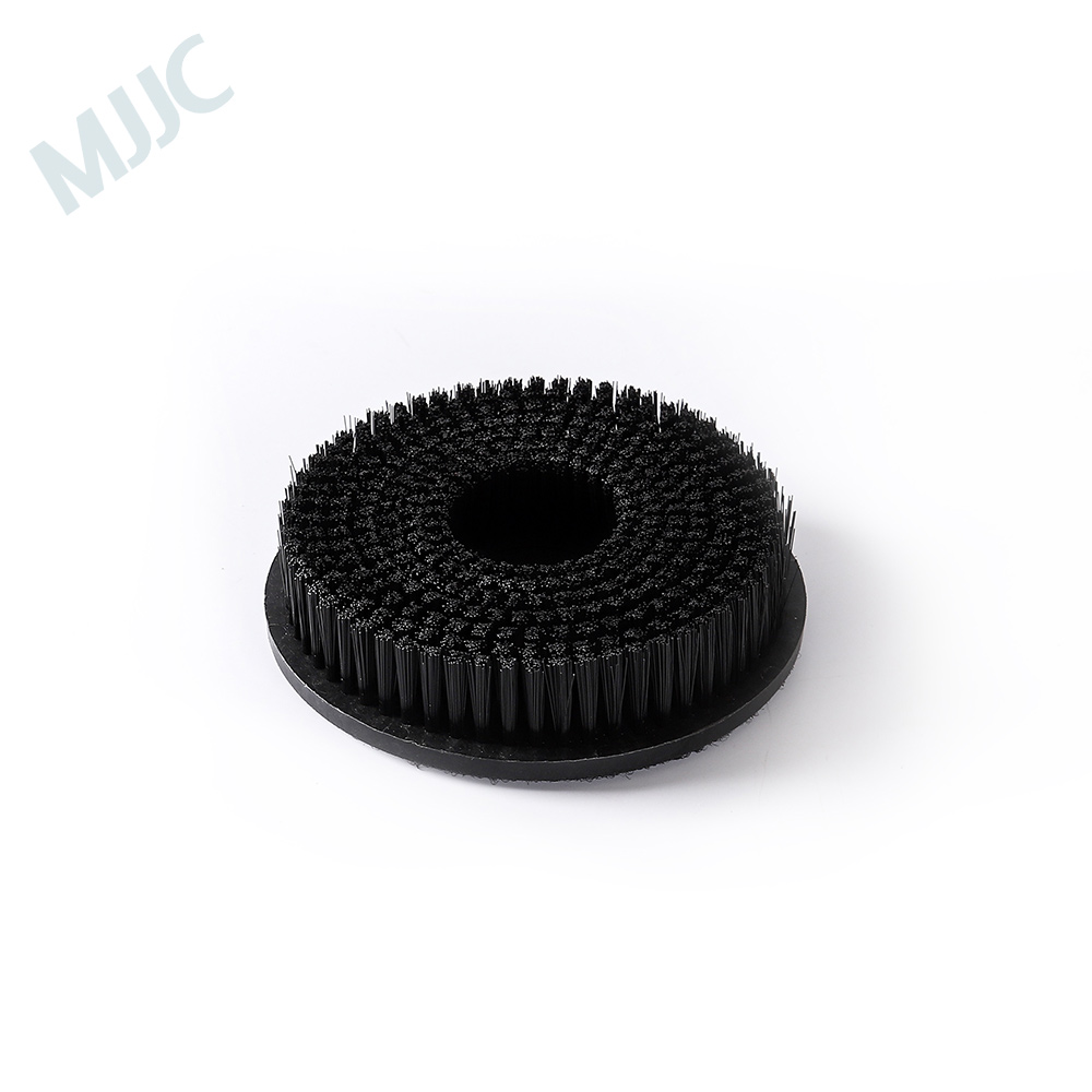 MJJC Estofados e Carpetes Escova Almofada para Anexar ao Polidores (DA ou Rotativo)