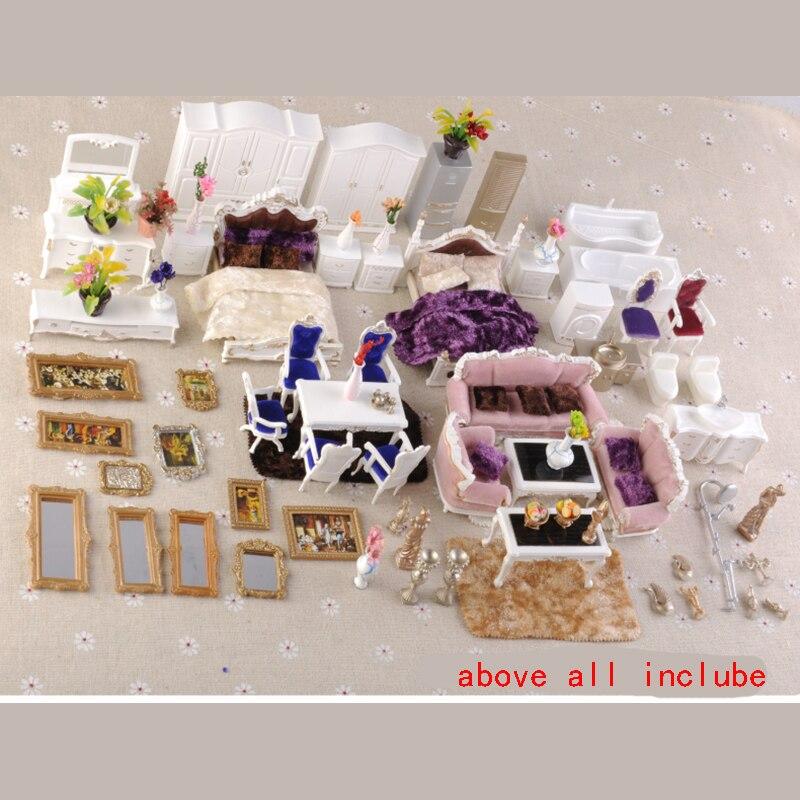 DIY песок стол Модель Материал/1:25 европейская мебель модель материал набор/Моделирование мебель/технология модель части/DIY игрушка