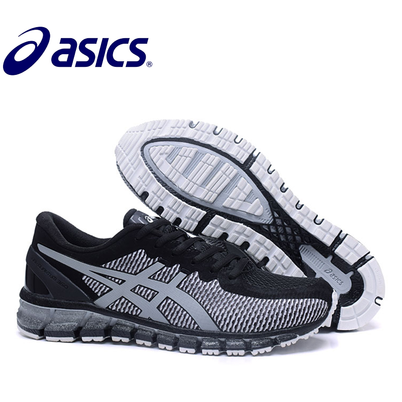Original New Arrival Asics Gel-Quantum 360 Man's Shoes Breathable Running Sports Shoes Outdoor Tennis Shoes Hongniu asics tiger gel lyte iii lc