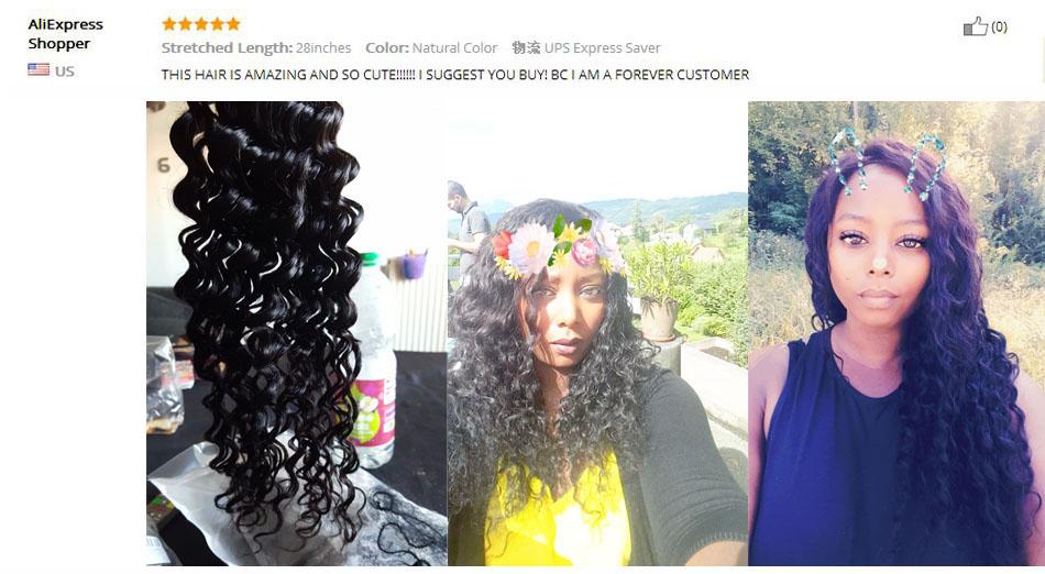 HTB1q4P5imYH8KJjSspdq6ARgVXa7 Ashimary Deep Wave Brazilian Hair Bundles with Frontal Remy Hair 2/3/4 Bundles with Frontal Human Hair Bundles with Lace Frontal