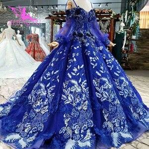 Image 5 - AIJINGYU robes de mariée abordables magasins robe gothique Satin robes gothiques modestes pour la mariée robe de mariée islamique