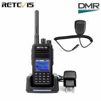 DMR Radio Retevis RT3 Digital Walkie Talkie UHF 400 480MHz 5W 1000 Channel Ham Radio Hf Transceiver Wholesale A9110A