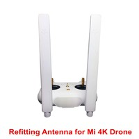 Sunnylife Antenna Refitting Signal Booster 8DB Omnidirectional 7DB Orientational Refit Antenna 5km Distance For Mi 4K