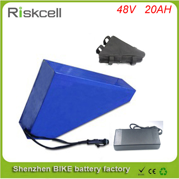 Free battery  bag ebike lithium battery 48v 20ah lithium ion bicycle 48v electric scooter battery for kit electric bike 1000w rear rack ebike 52v 20ah e bike battery 14s 3c 18650 li ion 51 8v 20ah battery pack for electric bicycle 48v 1000w 1200w motor