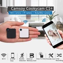 hot deal buy c1 mini camera hd 720p c1 wifi p2p wearable ip camera motion sensor bike body micro mini dv dvr magnetic clip voice recorder