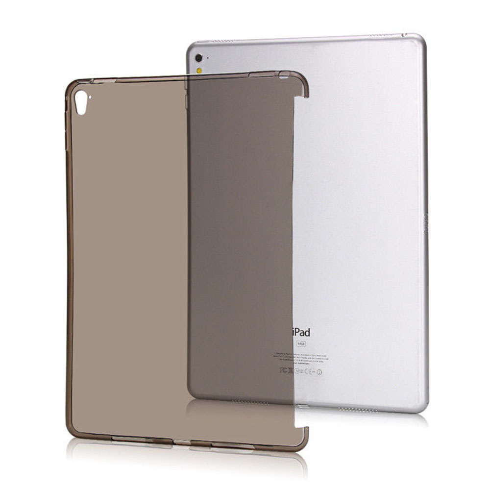 New Cut Edge TPU Cover Case For iPad Pro 9.7 Soft Durable Ultra thin lightweight Transparent Protective Tablet Case Shell Skin ynmiwei tablet case for ipad pro 9 7 inch 2016 clear transparent ultra thin shell accessories protector