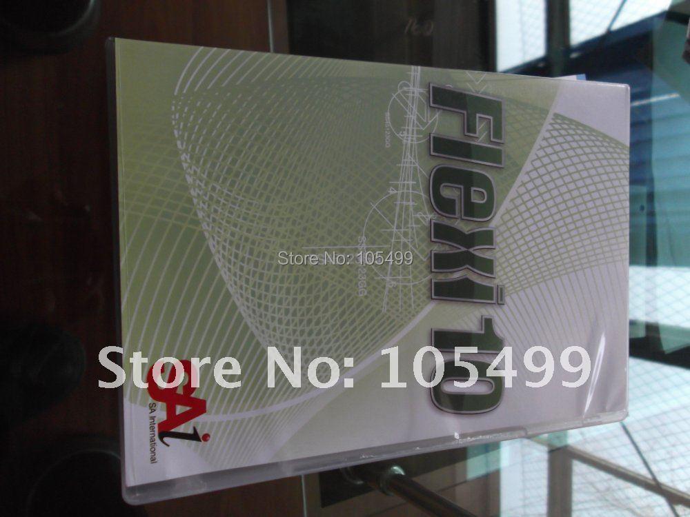 optical sensor Flexi 10 software for contour cut plotter