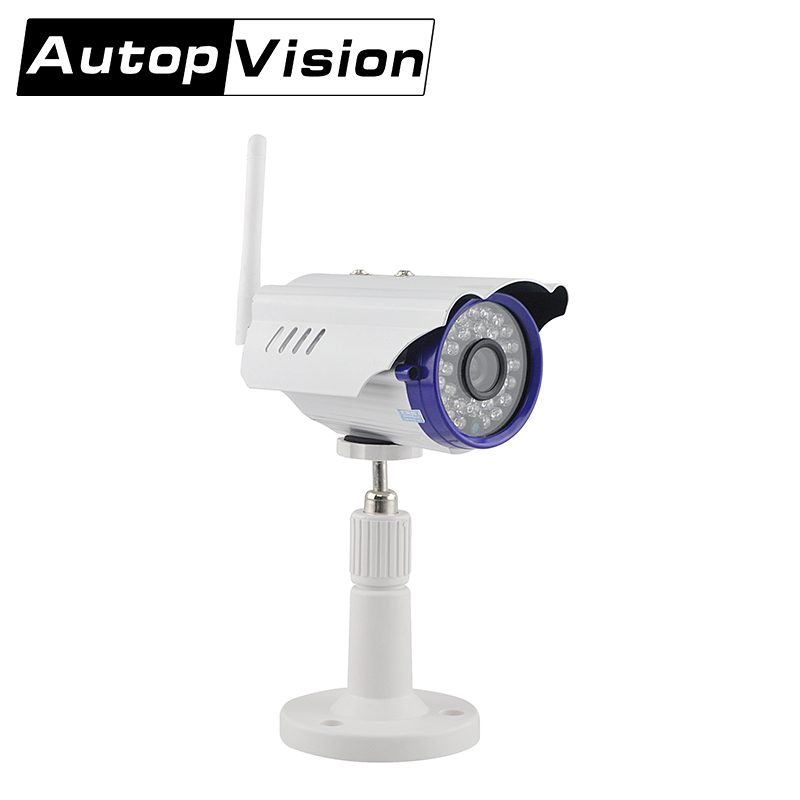 C7815WIP WiFi IP Camera Outdoor 1MP Wireless IR Surveillance Security Sysytem waterproof use for Home garden shop monitoring