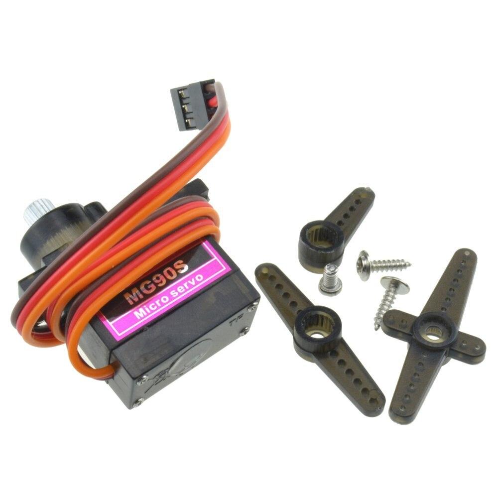 4pcs MG90S 9g Servodirecții digitale pentru unelte metalice pentru - Jucării cu telecomandă