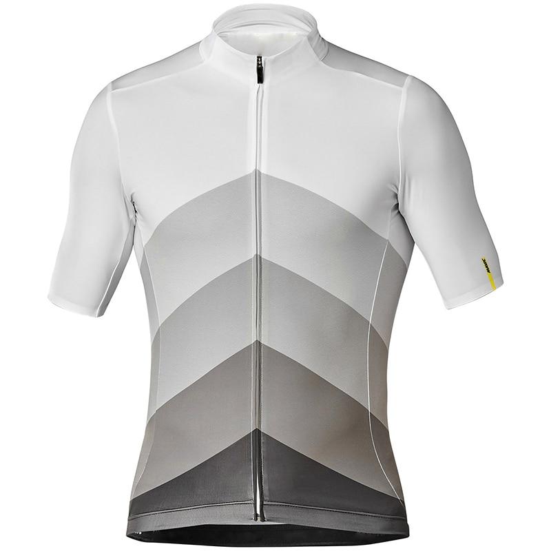 2019 mavic pro equipe de verão jerseys camisa da bicicleta dos homens camisa ciclismo ciclismo ciclismo ciclismo ciclismo respirável