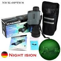 Оригинальный Германия военный Ночное видение Монокуляр тактический оптика инфракрасного ночного видения охота устройства Googles