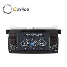 Ownice c500 android 6.0 quad core 7 zoll auto-dvd-spieler für BMW E46 M3 MG ZT Rover 75 Radio GPS Navigation Bluetooth wifi 4G