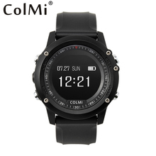 COLMI T2 Smart Watch Heart Rate Monitor Waterproof Push Message Brim Men Fitness Health Sleep Tracker For iphone 6 Huawei Xiaomi