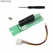 LM-141X-V1.0 Drive M.2 NGFF to PCI-E X4 Adapter Card for Desktop PC
