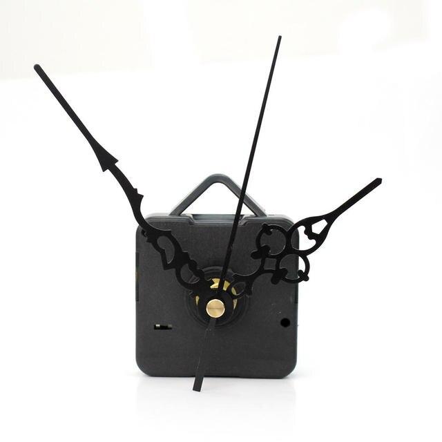 New Simple DIY Quartz Wall Clock Movement Mechanism Parts Repair Tool Hand Work Clock Accessory