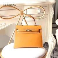 2017 Cowhide Luxury Brand Runway Women Tote Handbag 100 Handmade Top Quality CL702106