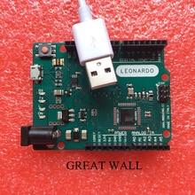 2016 version Leonardo R3 development board Board + 1 meter USB Cable compatible for arduino