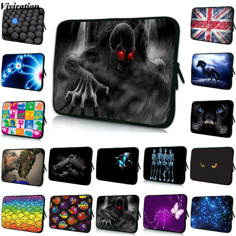 Universal 8 Inch Tablet Netbook Bag For Apple iPad mini 4 Case Viviration Soft Sleeve 7 7.9 7.7 Inch Tablet PC Cover For Huawei