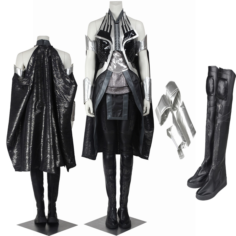 Us 214 99 Free Shipping Customized Movie Cos X Men Apocalypse Storm Ororo Munroe Cosplay Costume Halloween Outfit Handmade With Shoes In Movie Tv