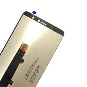 Image 5 - 5.65 inç AAA BQ Aquaris X2 dokunmatik LCD ekran Ekran digitizer Cam Için BQ X2 Pro Telefonu Parçaları Bileşenleri + ücretsiz Araçlar