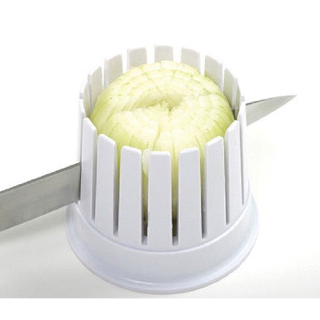 Practical Kitchen Onion Blossom Maker Onion Slicer Cutter Blossom Maker Fruit & Vegetable Tools Cutting Cut Onion