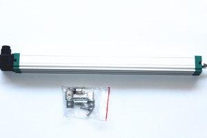 KTC-75 100, 125, 150, 175, 200, 250, 250, 275mm transductor de desplazamiento lineal regla electrónica para máquina de inyección