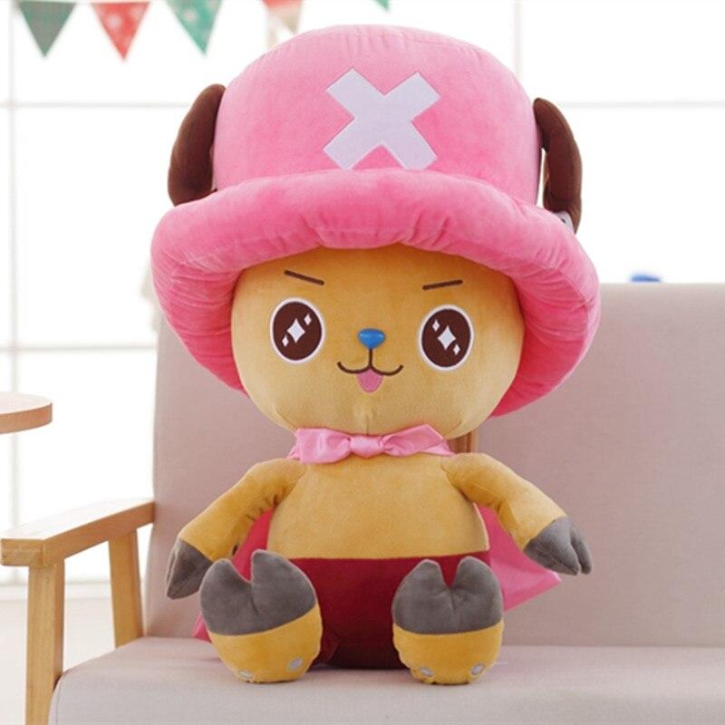 Image 2 - BABIQU 1pc 30cm Tony Chopper Plush Toy Movie Figure Soft Stuffed High Quality Game Cute Kawaii Lovely Gift For Children KidsMovies & TV   -