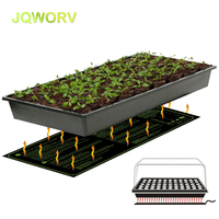 122x50.8cm waterproof plant nursery heating pad 48x20in seed germination Seedling Seed Propagation Starter Pad Agriculture tools