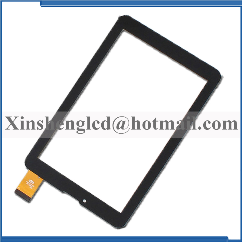 New touch screen panel Digitizer Glass Sensor replacement 7 inch Digma Optima E7.1 3G TT7071MG Tablet Free Ship new capacitive touch panel 7 inch mystery mid 703g tablet touch screen digitizer glass sensor replacement free shipping