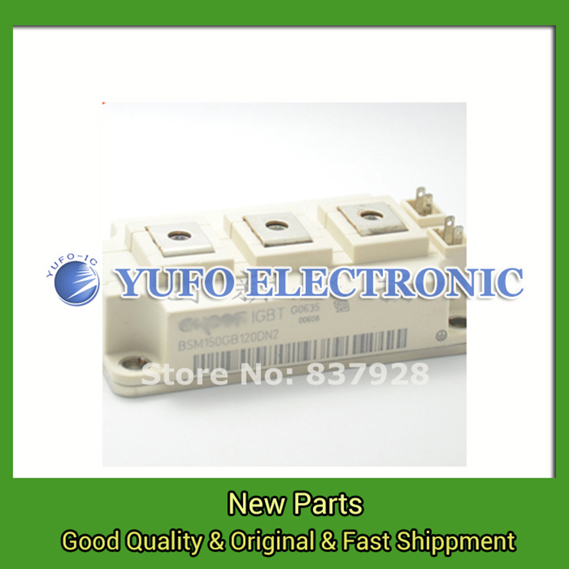 Free Shipping 1PCS BSM150GB120DN2 Power Modules original new supply advantages Welcome to order YF0617 relay free shipping 200pcs original bs170 to 92 transistors