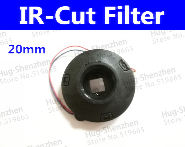 Metal 10pcs Ir Cut Filter Ir Cut For Cctv Camera Double