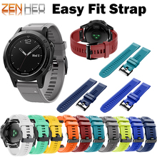 цена на Watch Wearable Easy Fit Bracelet For Garmin Fenix 5/5 Plus Quick Release Strap For Garmin Forerunner 935/945 Smart Wriststrap