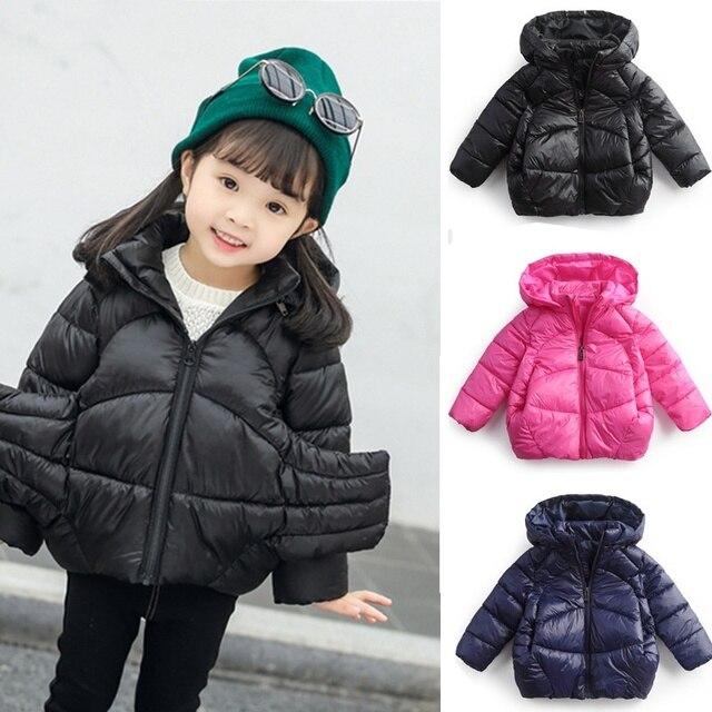 87d47dff8 New children s winter jackets Kids warm Coat Baby jacket for girls ...