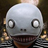 1 Pcs Alienígena Realista Máscaras De Látex Rosto Cheio Animal Macaco Máscara Assustadora Máscara Festa de Halloween Cosplay Prop Masquerade Fancy Dress