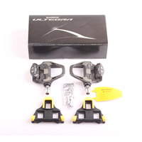 SHIMANO ULTEGRA PD R8000 Carbon Self Locking SPD Pedals for Bicycle Racing Road Bike Parts