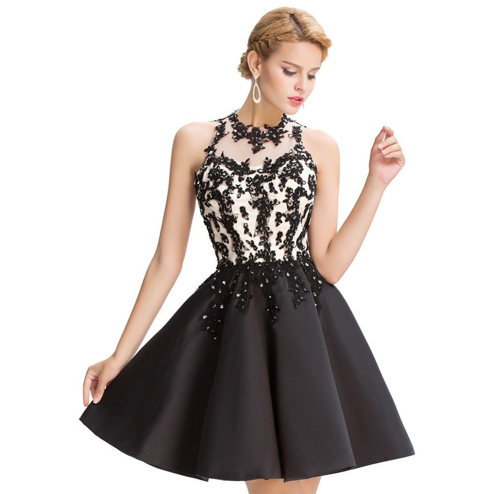 Images of Black Dresses For Girls - Reikian