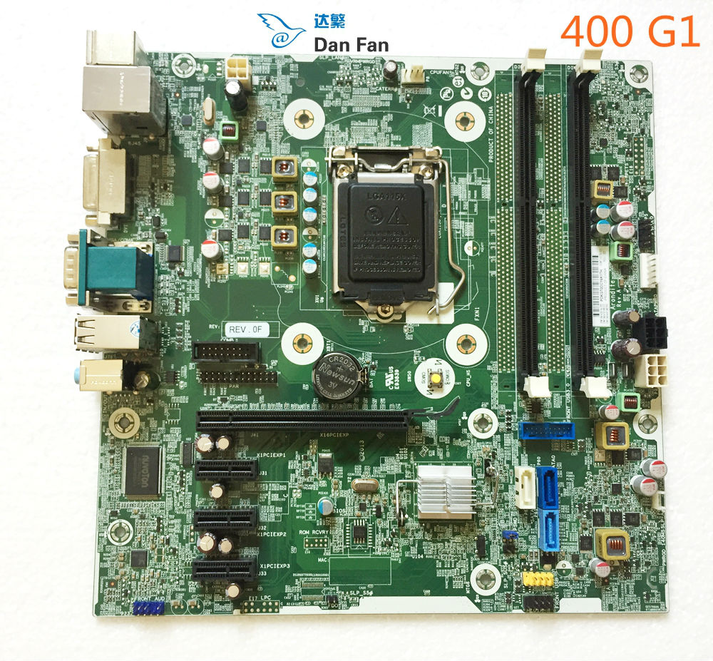 Beste 718414 001 For HP ProDesk 400 G1 SFF Motherboard 718778 001 718414 YL-96