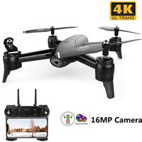 Best 4K RC Drone Optical Flow 1080P 720P HD Dual Camera Real Time Aerial Video RC Quadcopter Aircraft Positioning RTF Toys Kid