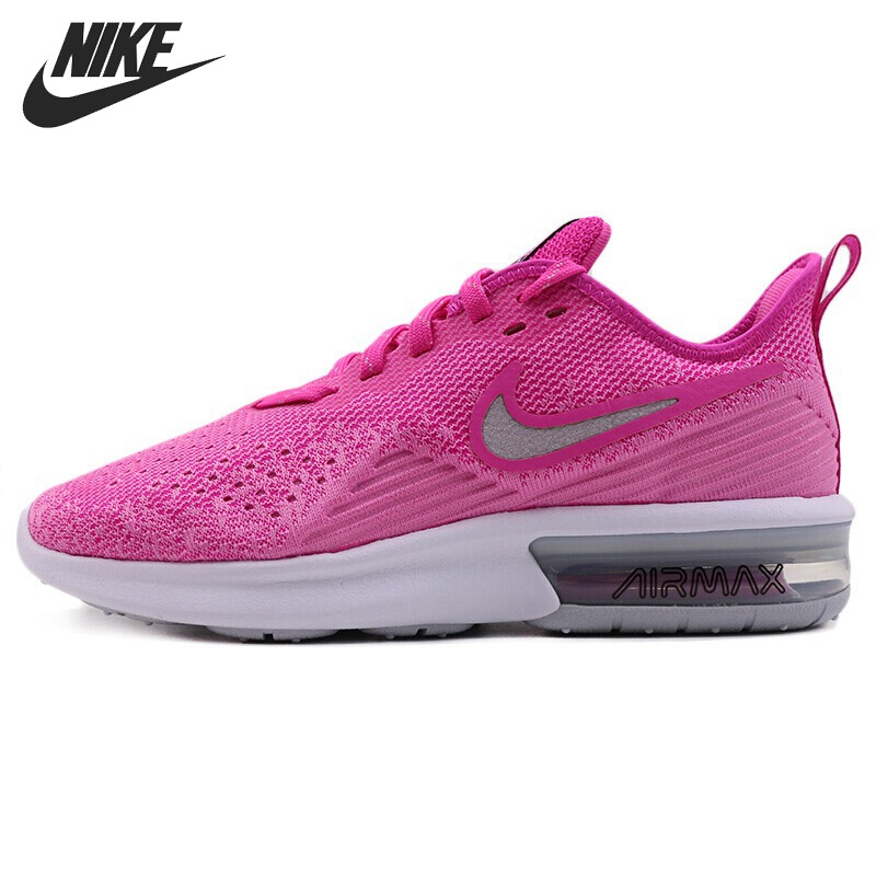 US $120.4 30% OFF|Original New Arrival 2019 NIKE WMNS NIKE AIR MAX SEQUENT 4 Women's Running Shoes Sneakers|Running Shoes| AliExpress