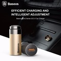 Baseus Quick Charge 3.0 Universal USB Fast Car Charger Adapter For Mobile Phones iPhone Samsung Tablet PC 12V/24V Available