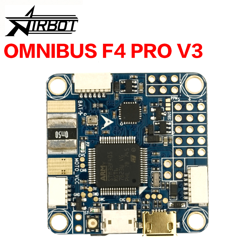 Omnibus F4 pro V3 control Airbot Authentic drones with rc plane for Camera controlador helicopter for FPV Quadcopter Drone DIY  Karachi