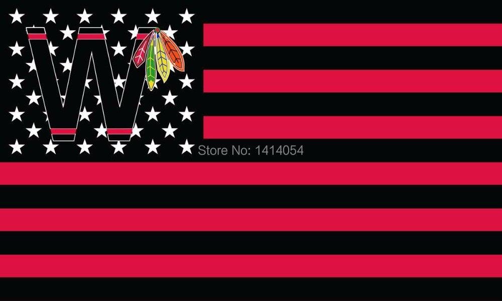 Vistoso Chicago Blackhawks Marco De La Matrícula Colección de ...