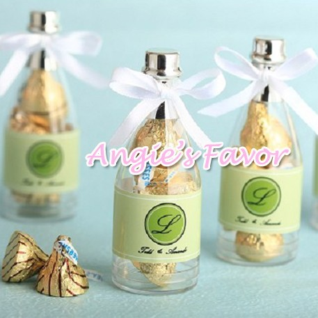 Best Seller!Mini champagne bottle with customized label wedding ...