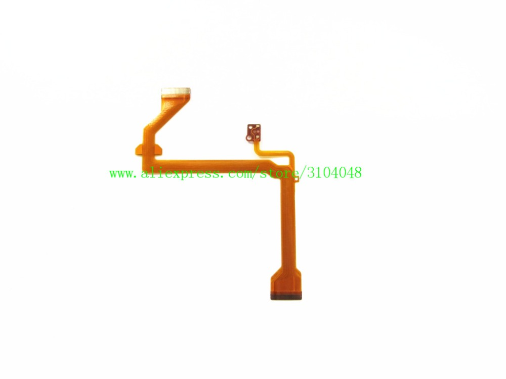 NEW LCD Flex Cable For Panasonic NV-GS11 NV-GS12 NV-GS15 NV-GS9 GS9 GS11 GS12 GS15 Video Camera
