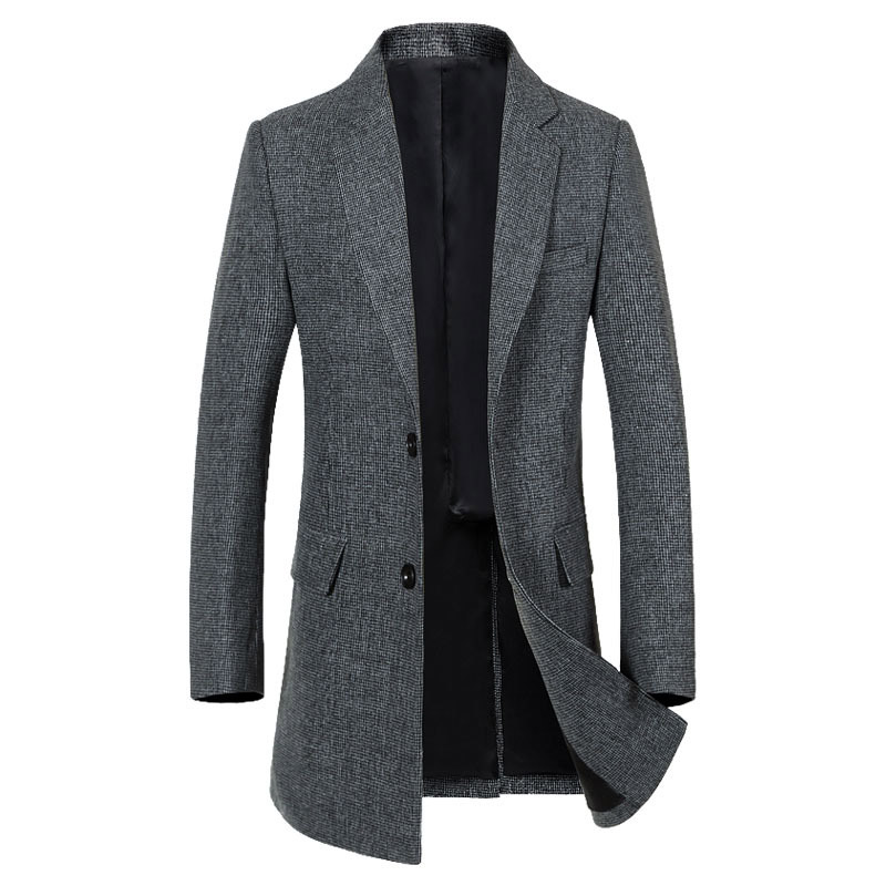 2018 New Arrival Men Blazer Fashion Slim Smart Casual Blazers Men Size M-3XL ...