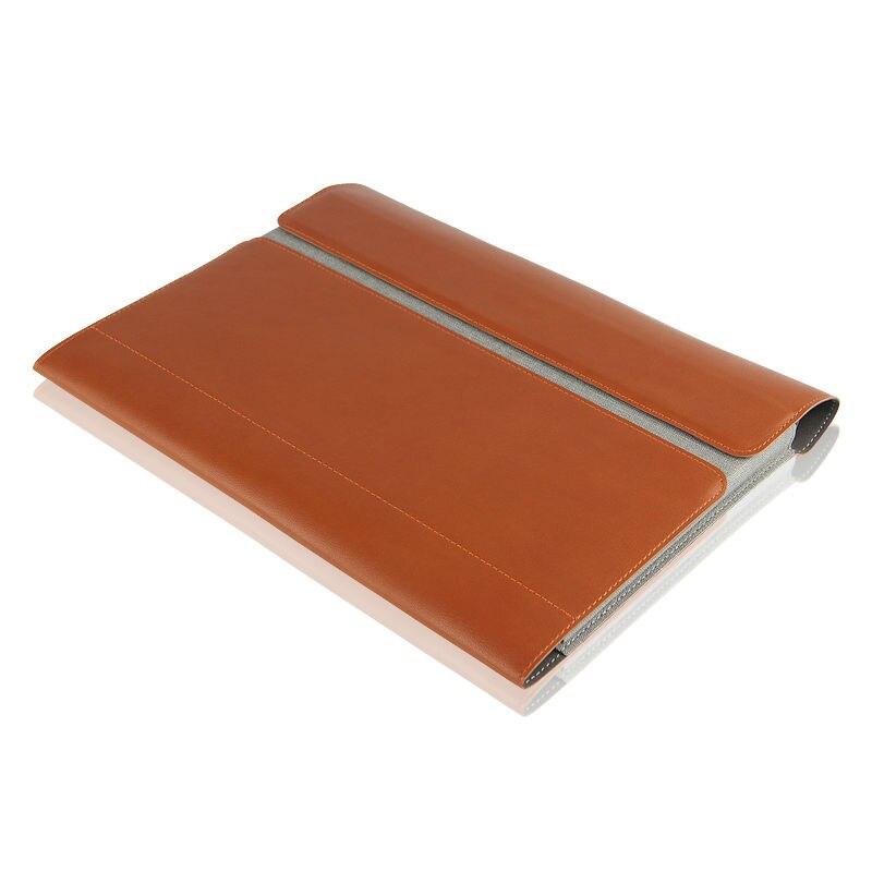Lenovo Yoga Tab 3 Pro 10 kaitseümbris nahast tahvelarvuti YT3-X90F - Tahvelarvutite tarvikud - Foto 4