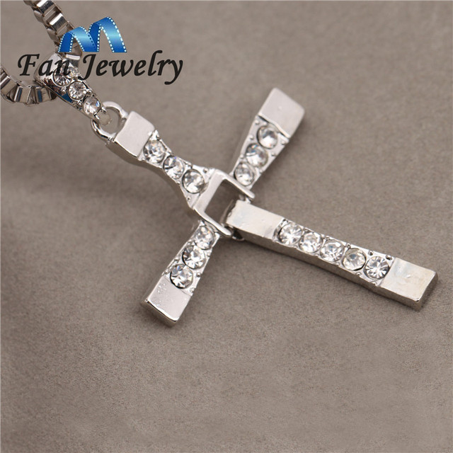 Wholesale the fast and furious toledo dominic cross pendant necklace wholesale the fast and furious toledo dominic cross pendant necklace for men jewelry xl003 aloadofball Choice Image