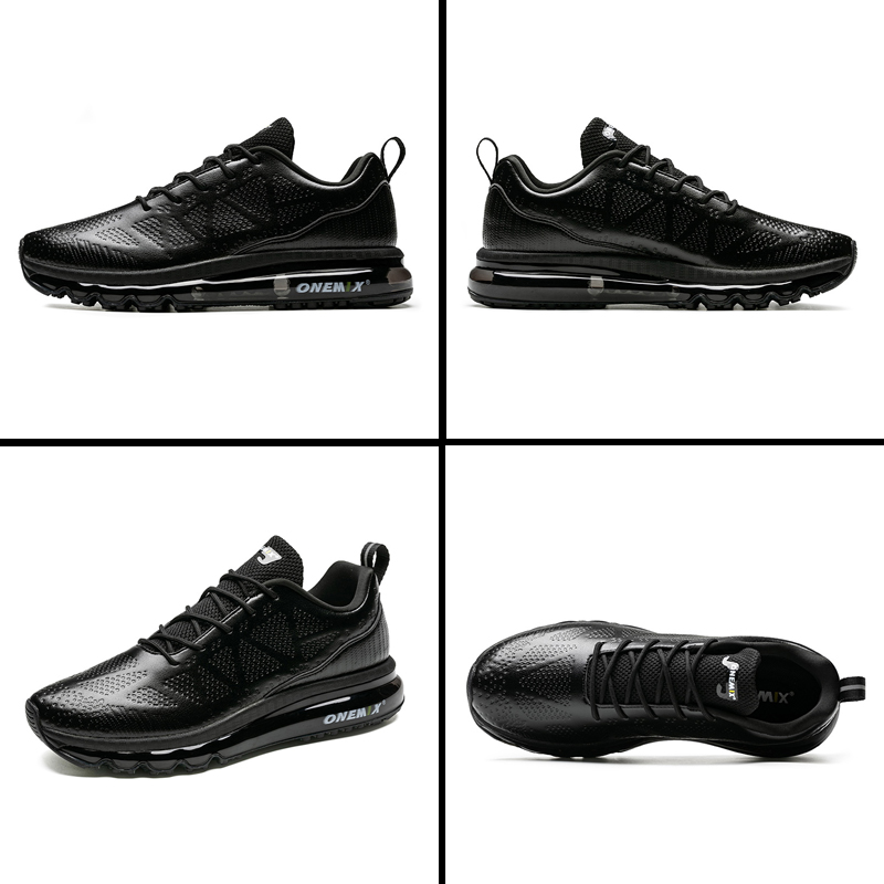 ONEMIX Men Running Shoes Fashion Casual Outdoor Jogging Air Cushioning Gym Fitness Sneakers Max 12 11