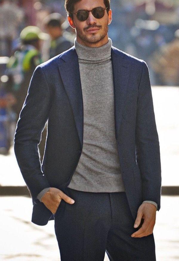 повседневно деловой стиль одежды для мужчин фото решения данного вопроса
